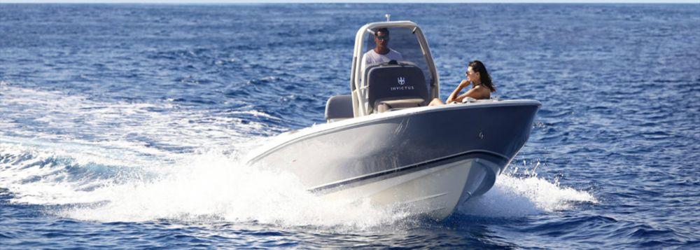 Invictus Yacht 200 HX(2)