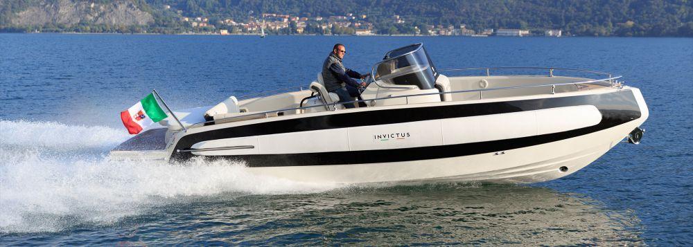 Invictus Yacht 280 TT-1