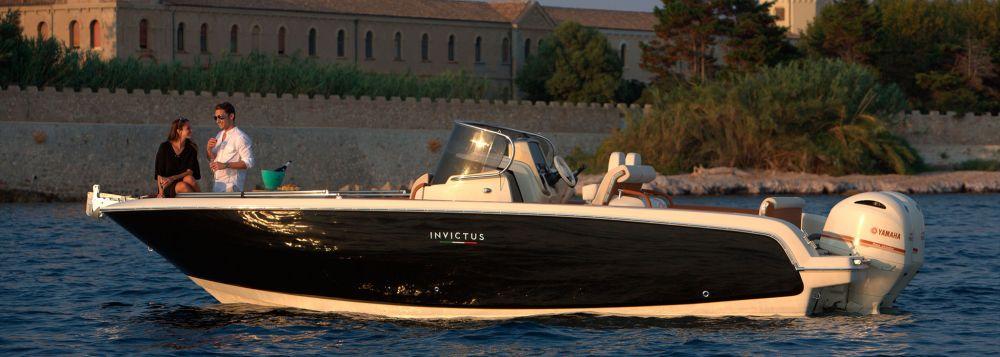 Invictus 270 FX-2
