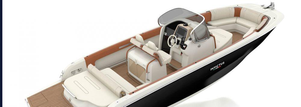Invictus Yacht 280 SX-4