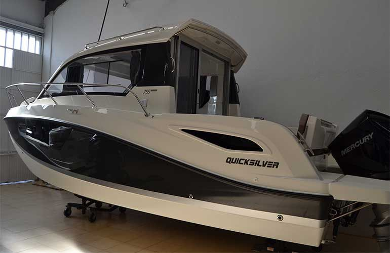 Quicksilver Activ 755 Weekend-2