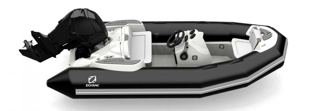 Zodiac Yachtline 360-3