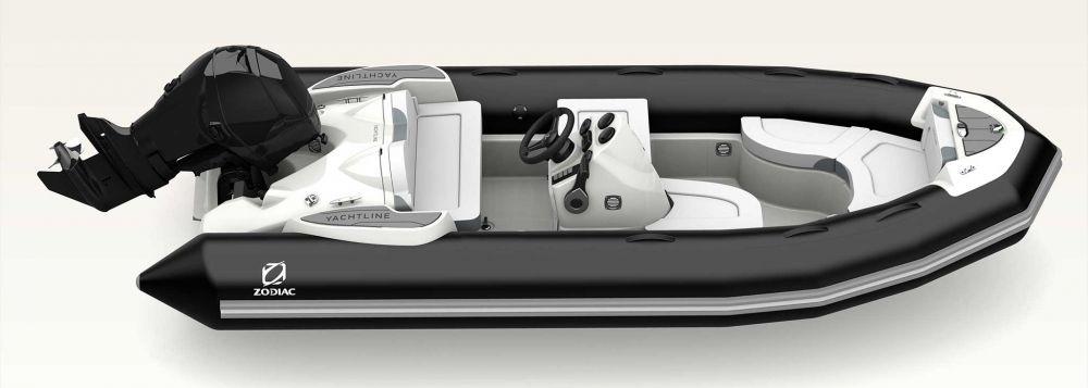 Zodiac Yachtline Deluxe 440-6