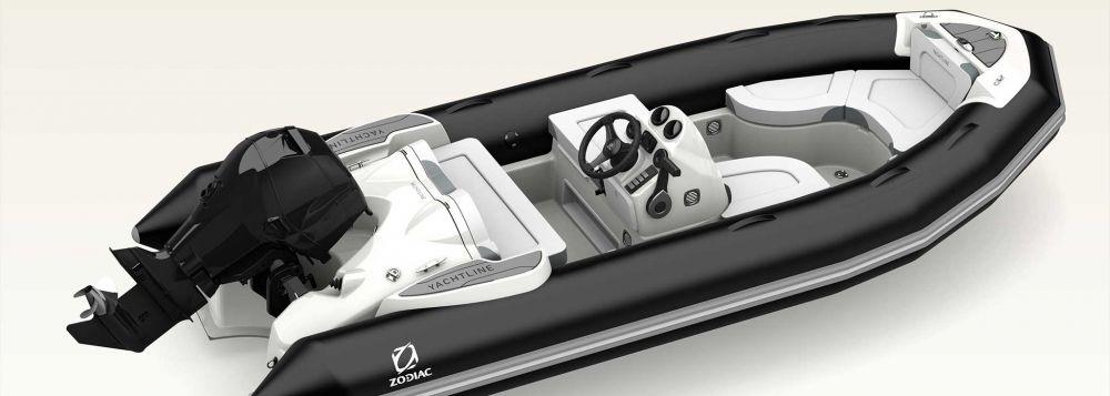 Zodiac Yachtline Deluxe 440-4