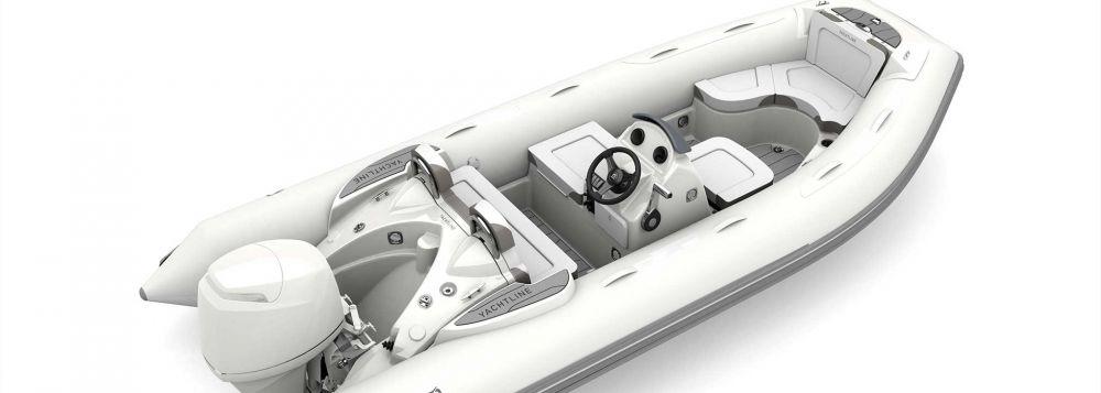 Zodiac Yachtline Deluxe 490-2