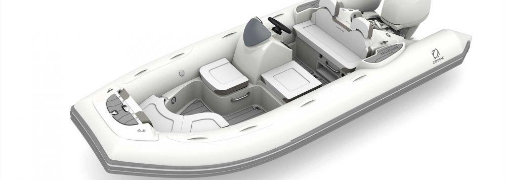 Zodiac Yachtline Deluxe 490-4