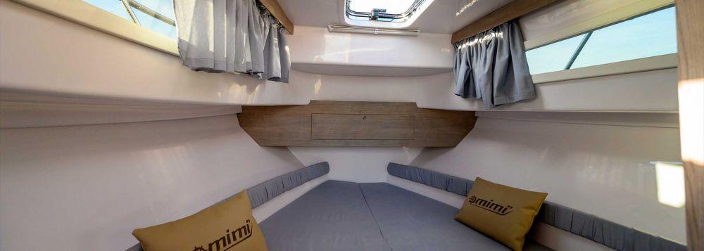 Cantieri MImi Libeccio 8.5 Cabin-19