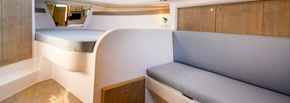 Cantieri Mimi Libeccio 9 Cabin-13