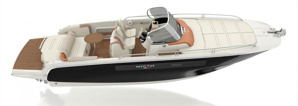 Invictus 280 CX-8